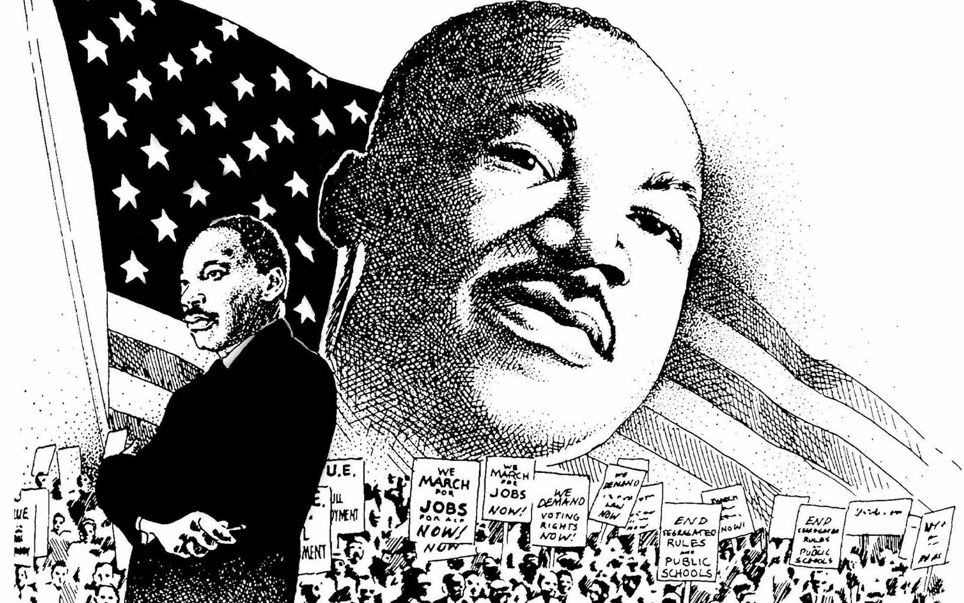 Martin Luther King Drawing Contest