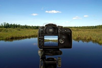 5433200-a-digital-camera-is-taking-a-picture-of-a-beautiful-landscape