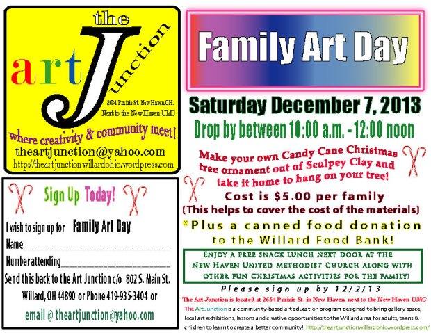 familyartday12-13