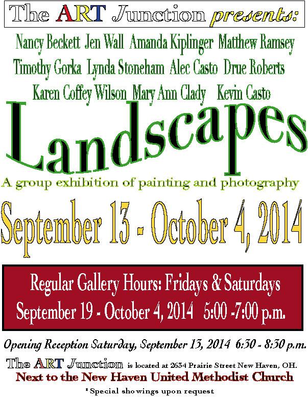 Landscapes2014