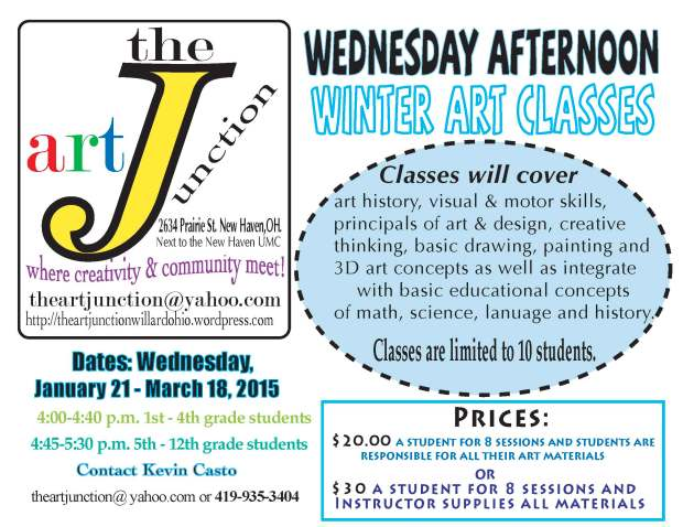 Wednesday afternoonartclasseswinterl2015