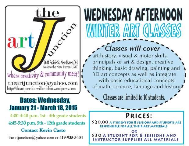 Wednesday afternoonartclasseswinterl2015