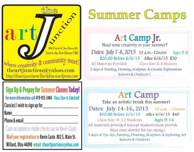 Summercamps'15