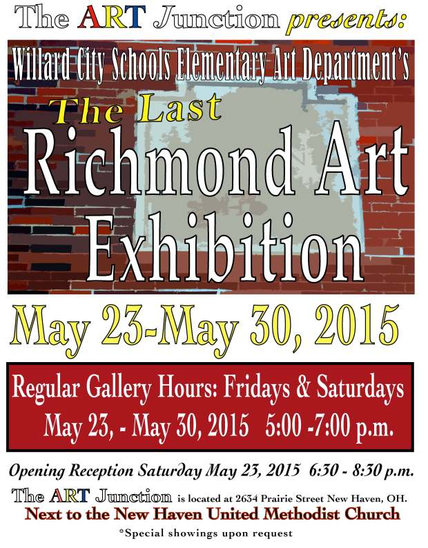 Richmond Art Exhibition'15