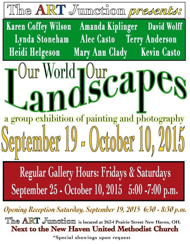 Landscapes2015
