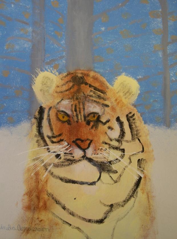 Anderson- Snow Tiger e