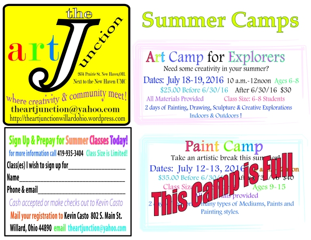 Summercamps'16