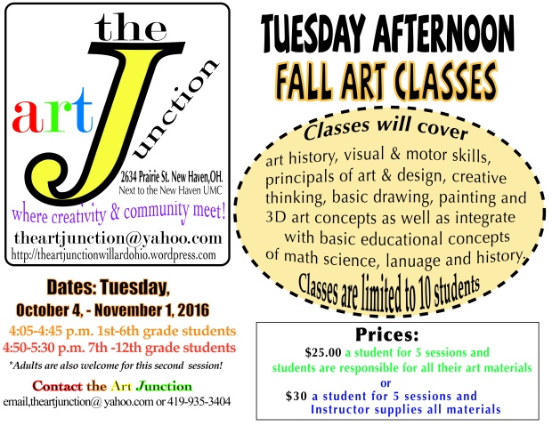 tuesday-afternoonartclassesfall2016