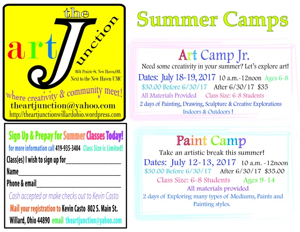 Summercamps'17