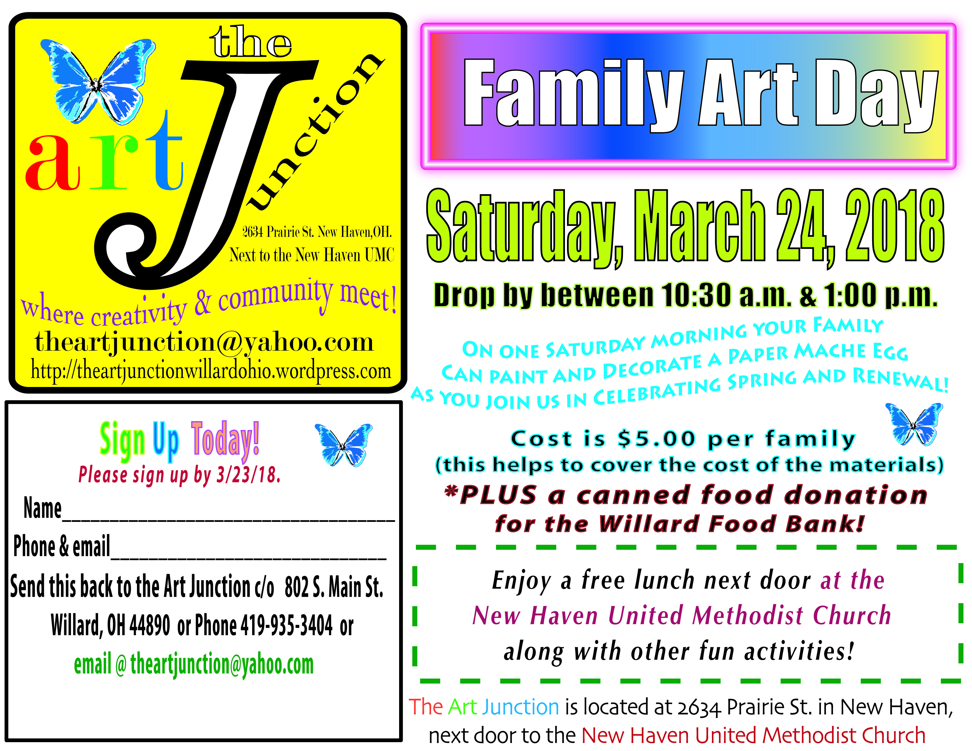familyartday Spring2018